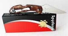 Spyderco Delica Desert Camo Zome Handle Sprint Run Pocket Knife C11ZFPDCMO
