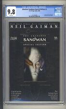 Absolute Sandman Special Edition #1 CGC 9.8 Highest Graded (2006) Neil Gaiman