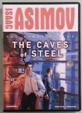 isaac asimov  THE CAVES OF STEEL  MP3 CD