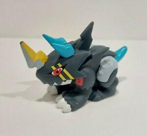 "2000 Digimon Adventures 1.5"" Raidramon Lightdramon Figure Finger Puppet Bandai"