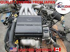 94-01 JDM Toyota Camry 1MZ-FE 3.0L V6 Engine Camry Avalon Lexus Non VVTi Motor