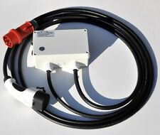 Simple EVSE WB Typ 2 Wallbox 16A 3,5 - 11kW Elektroauto Ladestecker Zoe VW Tesla
