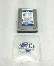 LOT 5 500GB DELL 01WR32 WD5000AAKX WD BLUE 7.2K RPM SATA 16MB CACHE HARD DRIVE