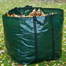 NEW 2 X 150L GARDEN WASTE BAGS SACK BIN REFUSE SACK GRASS BAG SHOWER PROOF