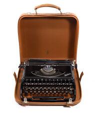 KOLIBRI Reise-Schreibmaschine, 50er Jahre,vintage Typewriter, pica types, QWERTZ