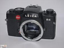 Leica R4 Black Case Reflex Camera SLR Body Black