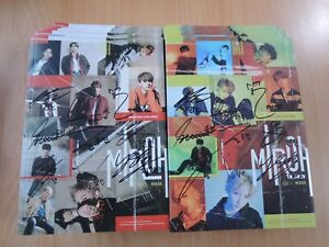 Stray Kids CLE 1 MIROH (Mini Promo) with Autographed (Signed)