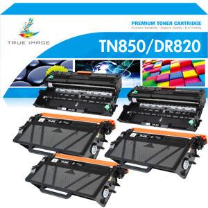 3 TN850 Toner 2 DR820 Drum Compatible for Brother HL-L6250DW L6300DW MFC-L5800DW