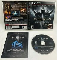 Diablo III: Reaper of Souls Ultimate Evil Edition (PlayStation 3 | PS3) Complete