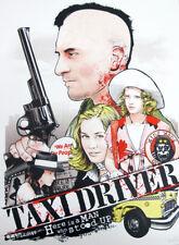 Joshua Budich – Taxi Driver Poster Print