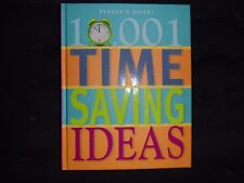 10,001 Time-saving Ideas by Reader's Digest (Australia) Pty Ltd (Hardback, 2008)