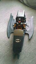Batman Vehicle Bat-Plane Aircraft Glider with Batman firgure