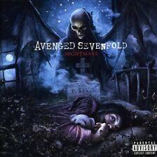Nightmare - Avenged Sevenfold (CD New) Explicit Version