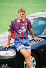 Alexander Zickler il Bayern Monaco 96-97 RARO FOTO +2
