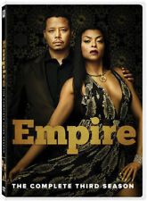 Empire: The Complete Thrid Season 3 Three (DVD,2017,4-Disc Set) NEW