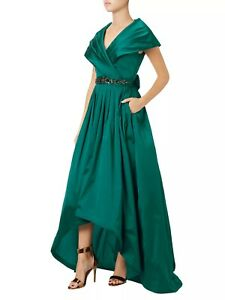 adrianna papell Uk 6 Emerald Gown