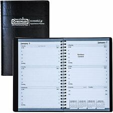 2018 HOD27802 House of Doolittle Weekly Appointment Planner, 5 x 8""