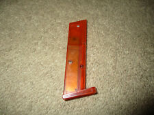 Orange Weighted Airsoft Pistol Magazine Clip Spring loaded
