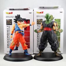 HQ DX DRAGON BALL Z Son Goku Piccolo Pikkoro Statue Figure PVC 8'' Anime Toy