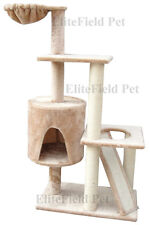 EliteField Cat Tree Furniture Condo House Scratcher Bed Toy Post EFCT-3053