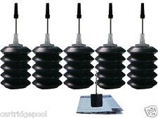 Black Refill Ink kit for CANON PG-40 MP190 210 450 150g