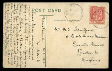Maurizio 1912 CPP vacoas per GB 6C adesivo in India Cina e Aden
