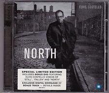 Elvis Costello - North - CD & DVD (980 965-6 2003 Australia DVD PAL Region 4)