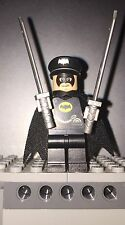 LEGO Batman Movie Alfred Pennyworth In Batsuit 70917 Minifigure New