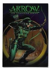 2015 Cryptozoic Arrow Season 1 Comic Covers Chase CCC2