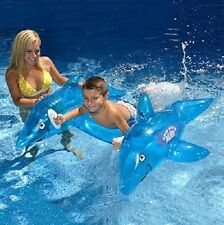 Swimline Swim with the Dolphins Dual Dolphin Trainer Float Inflatable 98600
