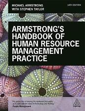 Armstrong's Handbook of Human Resource Management Practice by Michael Armstrong,