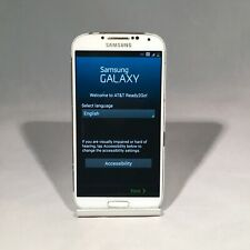 Samsung Galaxy S4 16GB Frost White US Cellular Good Condition