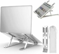 Laptop Stand Computer Holder Ergonomic Ventilated Desktop Elevator for Office