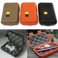 Camping Hiking Survival Containers Storage Box Case Plastic Carry Boxes