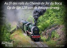 NOUVEAU livre photos / NIEUWE fotoboek !! Ligne 128 du Bocq / Bockspoorweg