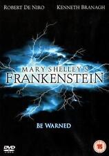Mary Shelley's Frankenstein (new & sealed DVD / Robert De Niro 1994)