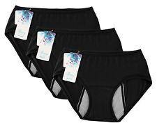 Women Menstrual Period Briefs Leakproof Panties Postpartum Bleeding underwear...
