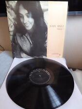 Joan Baez LP Volumen 1 (Mexico Version of First LP) Unique Cover 1960 Vanguard