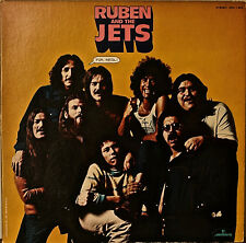 RUBEN and the JETS: For Real-NM1973LP GATEFOLD COVER Produced by FRANK ZAPPA