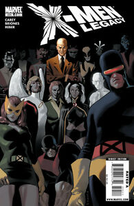 X-Men Legacy #225 (Marvel Comics)