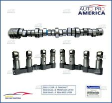 Set New Oem Mopar 09-2020 Jeep Dodge Chrysler 5.7L Camshaft,Rear & Front Lifters