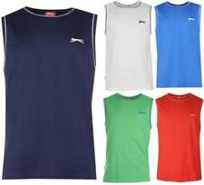 Ärmellose Slazenger Herren-T-Shirts