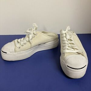 converse jack purcell Womens Size 8 Slip On