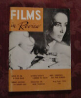 RARE Films In Review Magazine August September 1965 Vivien Leigh Georges Simenon