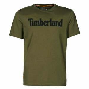 TIMBERLAND A2C31 Kennebec River Brand Linea Logo Half Sleeve T-Shirt