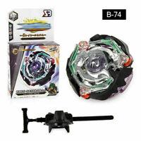 Beyblade Burst B-74 Kreis Satan.2G.Lp Starter Set W/ Launcher Spinning Top Toy