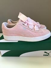 Baskets PUMA Heart Suède Rose 36