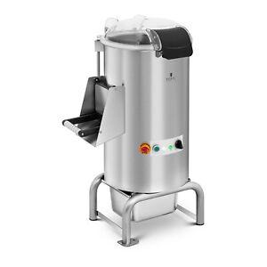 Éplucheur Électrique Pomme De Terre Légumes Automatique 500 kg/h Pelé Rapidement