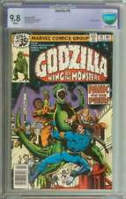 GODZILLA #19 CBCS 9.8 WHITE PAGES