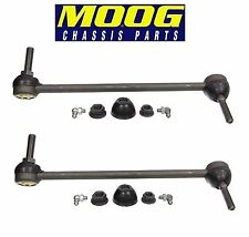 For Ford Flex Lincoln MKS 2009 Set Of 2 Front Stabilizer Bar Links Pair Moog
